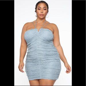 NWT Fashion Nova dusty bless dress size 1X